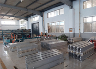 Almex SVP 4558 Conveyor Belt Vulcanizing Machine With Automatic Control Box Working On Site